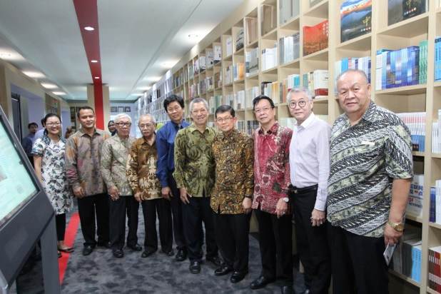 The Launching Of The Chinese Culture Literature Room