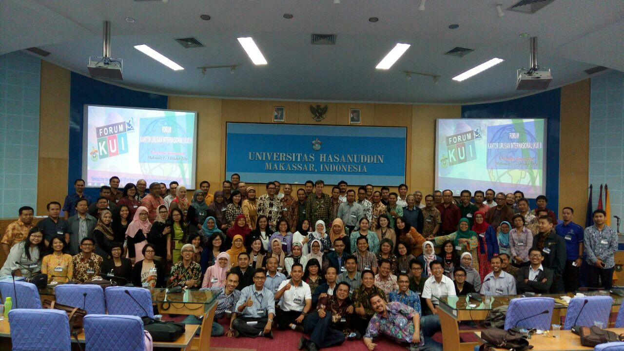 UAI In Forum For Office Of International Affairs