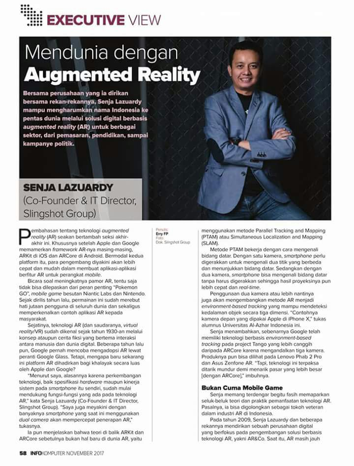 Globalize With Augmented Reality