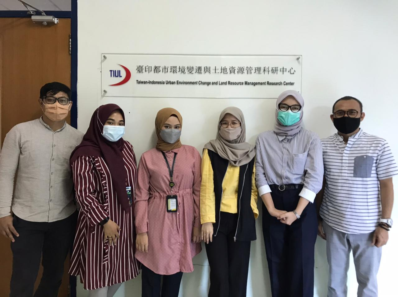 Taiwan-Indonesia Research Center Office In Jakarta As A Concrete Collaboration Outcome Of University Al-Azhar Of Indonesia And National Taipei University